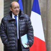 Au gouvernement, Jean-Yves Le Drian se revendique toujours du Parti socialiste