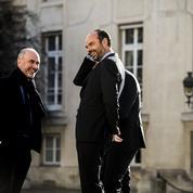Édouard Philippe et Gilles Boyer, deux amis à Matignon
