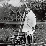 Ce qui ne grandit pas Gandhi