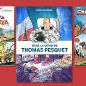 Box-office BD de la semaine: le triomphe de l'humour