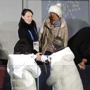 Aux Jeux olympiques, la détente s'engage entre les deux Corées