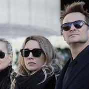 Laeticia, David et Laura: après des années de tensions feutrées, le clan Hallyday se déchire