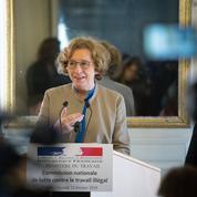 Muriel Pénicaud déterminée à lutter contre le travail illégal