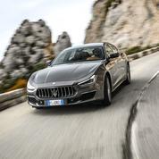 Maserati Ghibli SQ4, un trésor de latinité