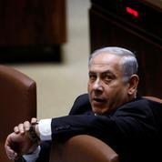En Israël, Nétanyahou se débat pour rester au pouvoir