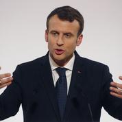 Les écoliers de la ville du journaliste Henri Sannier interpellent Macron