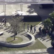 Une fusillade dans un lycée en Floride fait plusieurs victimes