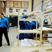 Le travail en prison prépare mal la réinsertion des détenus selon un rapport
