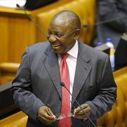 Afrique du Sud : Ramaphosa parvient enfin à la présidence