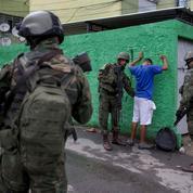 Face au crime organisé, l'armée brésilienne prend le contrôle de la sécurité à Rio
