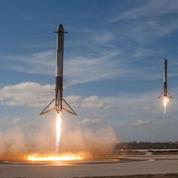 Derrière Falcon 9, la concurrence tente de rattraper son retard