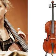 Bonne nouvelle : le violoncelle d'un million d'euros volé a été retrouvé