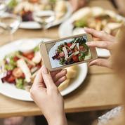 Sur les réseaux sociaux, la cuisine doit être belle avant d'être bonne