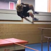 JO 2018 : l'incroyable séance d'entraînement d'un freestyler