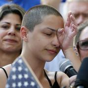 Fusillade en Floride : le cri du coeur d'une survivante qui s'en prend à Trump