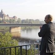 En ex-RDA, l'ombre de Poutine flotte sur Dresde
