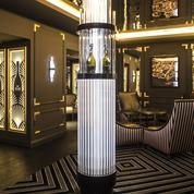 Bubble Suite, le bar à champagne de l'hôtel Hilton Opéra