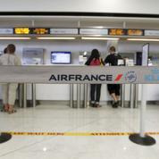 Chez Air France, le personnel en grève pour obtenir une augmentation de 6%
