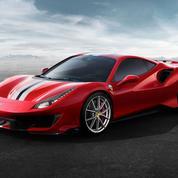 Ferrari 488 Pista, des performances de supercar