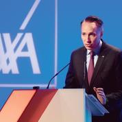 La stratégie de Buberl à la tête d'Axa porte ses fruits
