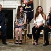 Face aux rescapés de Floride, Donald Trump propose d'armer les professeurs