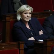 Pour Marine Le Pen, la «droite hors les murs» a échoué