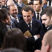 Baptême du feu pour Emmanuel Macron au Salon de l'agriculture