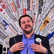 Législatives en Italie : Matteo Salvini, un tribun aux ambitions débordantes