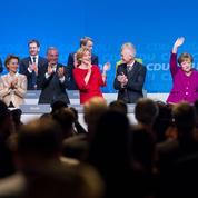 Allemagne : Angela Merkel ramène le calme à la CDU