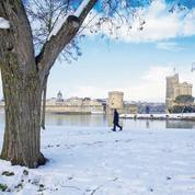 Courte période de grand froid en Europe