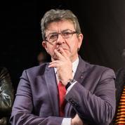 La tourmente bouscule Jean-Luc Mélenchon
