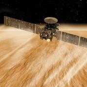 La sonde européenne TGO a fini de «flirter» avec l'atmosphère de Mars