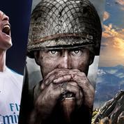 Fifa ,Call of Duty etZelda au sommet des ventes de jeux vidéo en France en 2017