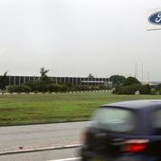Ford: près de 1000 emplois menacés sur le site de Blanquefort en Gironde