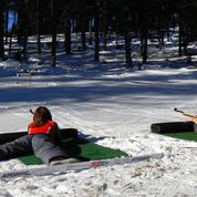 S'essayer au biathlon chez Martin Fourcade à Font-Romeu