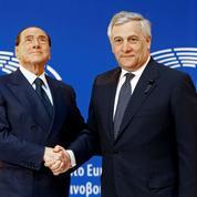 Berlusconi sort l'atout Tajani pour diriger l'Italie