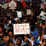 Le sort des immigrés africains divise Israël