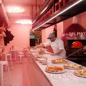 Dalmata, pizza napolitaine à Montorgueil