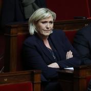 Marine Le Pen mise en examen pour des tweets diffusant des exécutions de Daech
