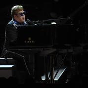 Elton John quitte la scène de son concert à cause d'un fan «grossier»