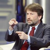 Ferrare, camp retranché du Parti démocrate italien