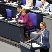 Allemagne: l'AfD veut désormais incarner toute l'opposition