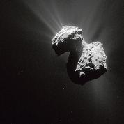 La comète 67P, née d'une violente collision?