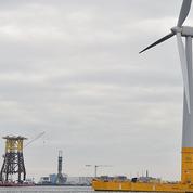 En France, l'éolien en mer affronte des vents contraires