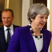 L'Europe refuse à Theresa May une relation future à la carte
