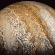 Des vents sur 3000km de profondeur sur Jupiter