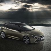La Toyota Auris sort de sa réserve