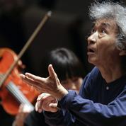 Le chef d'orchestre Seiji Ozawa hospitalisé pour un problème cardiaque