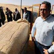 Égypte : quarante sarcophages et leurs trésors vieux de 2000 ans retrouvés près du Caire