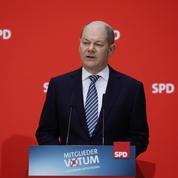 Olaf Scholz, le nouveau poids lourd de Merkel IV